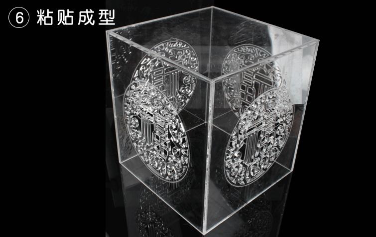 有机玻璃加工方法——粘合